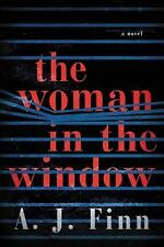 The Woman in the Window by A. J. Finn - NEW HARDCOVER - LOWEST PRICE ONLINE!