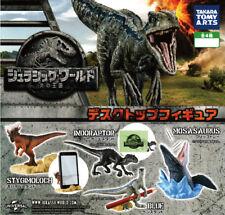 Jurassic World Fallen Kingdom Desktop figure 4P SET Takara Tomy arts Gacha