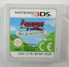 Adventure Time Finn & Jake Investigations - 3DS - CARTRIDGE ONLY