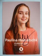 Paulina Hobratschk - Das Erste Sturm der Liebe Karte (2018)