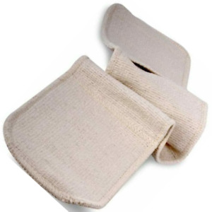 100% Cotton Double Oven Gloves Heat Resistance Kitchen Catering Home Kitchen Mit