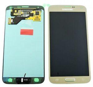 Genuine Samsung Galaxy S5 Neo SM-G903F LCD Screen Gold GH97-17787B