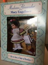 """Madame Alexander Doll Mary Engelbreit """"Life Is Just A Chair Of Bowlies�"""