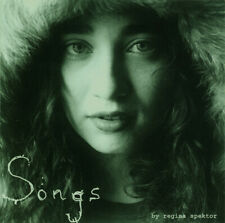 Regina Spektor ‎– Songs (2002) custom CD rare NEW sealed