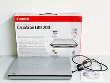 Canon  CanoScan LiDE200 Flachbettscanner
