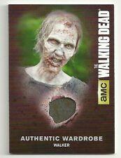 2016 The Walking Dead Season 4 Part 1 Walker Wardrobe Card M14