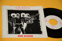 "QUEEN 7"" ONE VISION ORIG OLANDA 1985 NM ! TOP COLLECTORS"