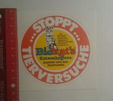 ADESIVI/Sticker: Biokat arresta sperimentazione animale (27101625)