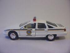 1996 Surete Du Quebec, Canada, Chevy Caprice, Road Champs Police Car