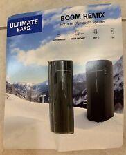 Ultimate Ears Boom Remix Wireless Bluetooth Speaker
