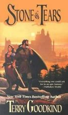 Sword of Truth Ser.: Stone of Tears by Terry Goodkind (1996, Mass Market, Revised edition)