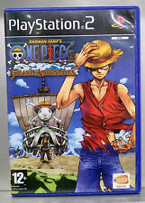 ONE PIECE GRAND ADVENTURE - PLAYSTATION 2 - PAL ESPAÑA - COMPLETO