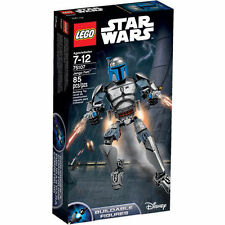LEGO STAR WARS JANGO FETT BUILDABLE FIGURE 75107