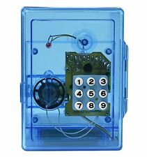 Rmk Electronic Safe Bank with Combination Lock Musical Charge Theme Novelty Toy