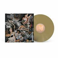 The Alchemist X Boldy James THE PRICE OF TEA IN CHINA LP (Gold VINYL)