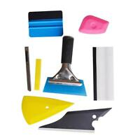 8 In 1 Car Window Tint Tools Kit Vinyl Film Tinting Squeegee Scraper Applicator
