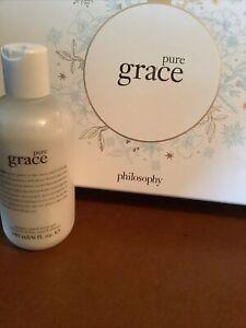 Philosophy pure grace shampoo, bath & shower gel ~ 8 oz ~ NEW & SEALED