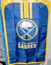 Buffalo Sabres NHL Team Flag *** 31.5 X 47 *** Perfect for MAN CAVE / Garage