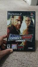 smack down vs raw 2009 (Ps2)