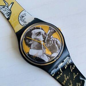 Watch Swatch Baiser D'Anton 1991 GB148 NEW IN BOX