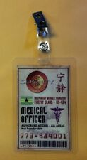 Serenity/Firefly ID Badge - Medical Officer