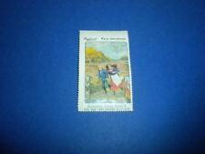BECHSTEIN 5 Fairy Tale stamps 1910 Piedmont T333? Wentz tobacco premium