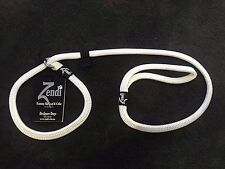 Zendi dog training slip lead and collar for extra large dogs - thick rope
