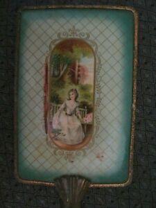 Vintage Victorian Hand Mirror