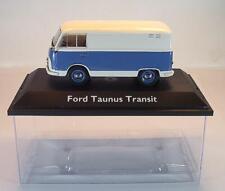 Schuco 1/43 Ford Taunus Transit blau/beige OVP #3752