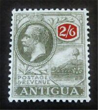 nystamps British Antigua Stamp # 55 Mint Og H $53 J15y1904