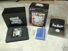 Grand Theft Auto V/GTA FIVE-Collector's Edition (Sony Playstation 3) RARE