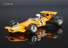 McLaren M7A Cosworth F1 winner GP Mexico 1969 Denny Hulme, Spark Model 1/43 NEW