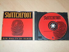 Switchfoot - New Way To Be Human (CD) 10 Tracks - Nr Mint - Fast Postage