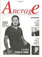 ANCRAGE N° 1 - 2002 + Immigration espagnole en LOT-ET-GARONNE de 1936 à 1950