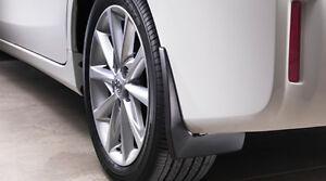 Toyota Prius v Hybrid 2012 - 2017 Splash Mud Guard Set - OEM NEW!