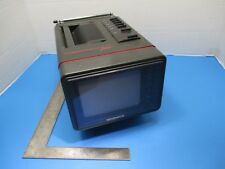 Vintage Magnavox Perfect View Portable TV and Radio Model CJ3922 Untested VSL