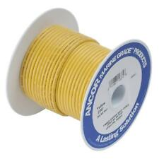 2GA Gauge AWG Yellow Ancor Marine Grade Battery Cable Tinned Copper PER FOOT