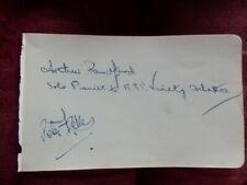 More details for arthur sandford -  pianist  -  bbc orchestra    -  autograph