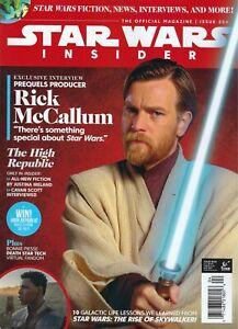 STAR WARS Insider Issue 204  Rick McCallum