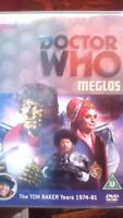 Doctor Who - Meglos (1980) - Christopher Owen - Tom Baker Dr Who Laila Ward NEW