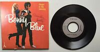 Ref659 Vinyle 45 Tours Benny Blue Singin In The Morning