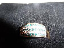 Brilliant Ring aus 585er Gelbgold