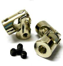 N10204 COPPA GIUNTO UNIVERSALE UNI in lega di argento 9mm 4mm ESTERNO DIAMETRO INTERNO