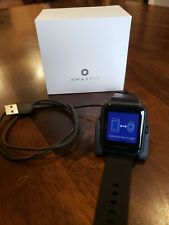 Amazfit A1608 Bip Fit Black Buckle Smart Watch - (A1608B)