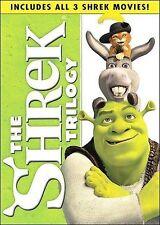 The Shrek Trilogy [Full Frame] [3 Discs] [Slipcase] [Sensormatic] Dvd