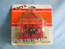 "ERTL Die-Cast Implements Farming Equipment ""Minimum Tillage Plow"" 1863 1:64"