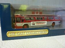 Corgi Bus 54305 GM 5302 Fishbowl Toronto Transit Commission TTC Mint Condition