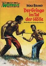 Pabel Wildwest Romane 182 (Z0), Pabel