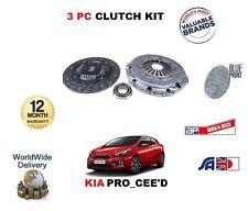 PER KIA PRO CEED 1.6TD 2013- > NUOVO 3 pezzi Kit frizione