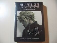 Final Fantasy VII: Advent Children (DVD, Limited Edition Collector's Set) NEW